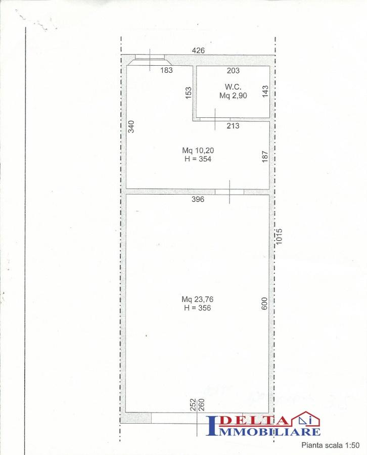 Ufficio / Studio in vendita a Rosignano Marittimo, 2 locali, prezzo € 110.000 | Cambio Casa.it